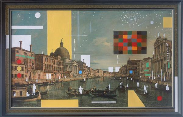 Canaletto meets Klee at the Grand Canal 2013 sml.jpg